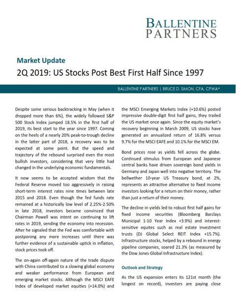 Q2 2019 Market Review