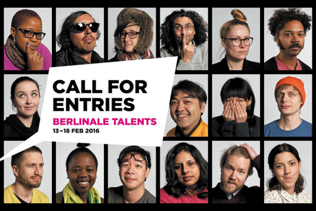 Berlinale Talents 2016 - Call for Entries