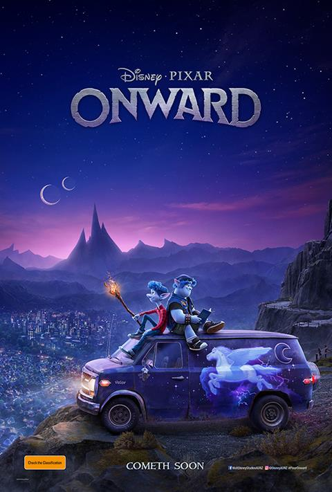 Watch the Onward Trailer