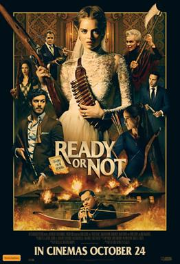 Watch the Ready or Not Trailer