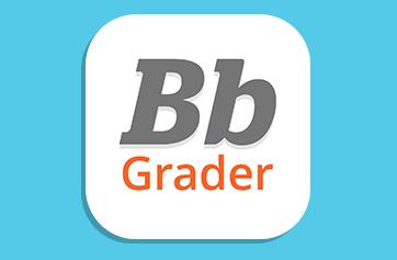 Blackboard Grader App Icon