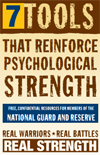 7 Tools to Reinforce Psychological Strength