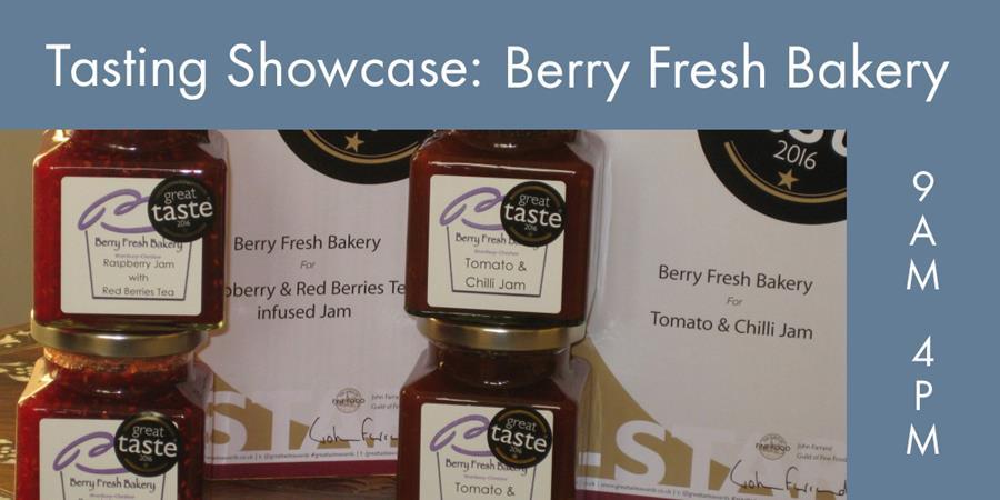 Berry Fresh Bakery Tasting Showcase
