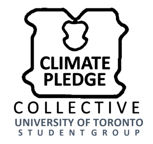 Picture of U of T Climate Pledge Collective logo