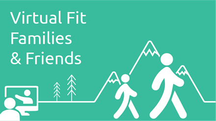 Virtual Fit Families & Friends icon