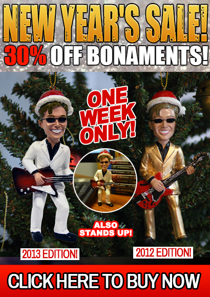 2013 Collectors Edition! Bonaments 30% OFF for one week only! Hurry up, limited stock available. Get them now! Click here to buy now!