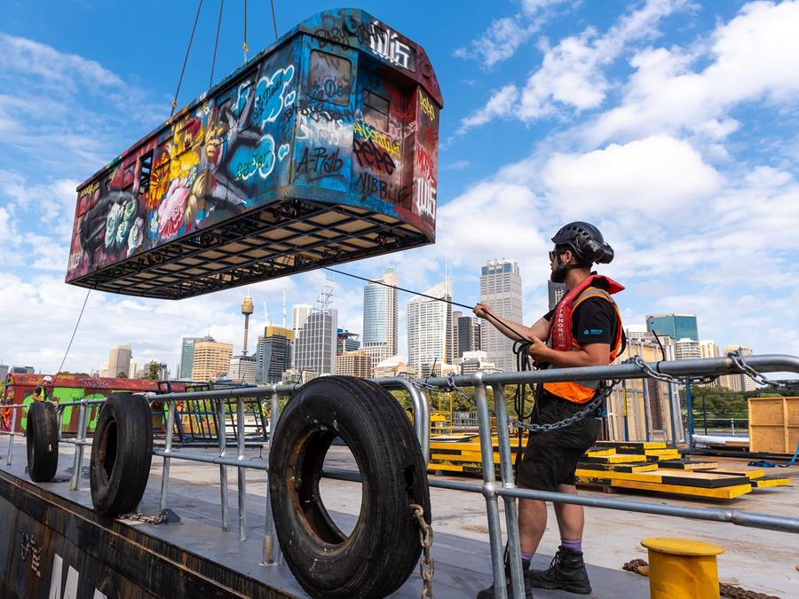 West Side Story on Sydney Harbour