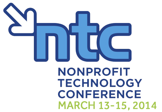 Nonprofit Technology Confernece 2014 Logo