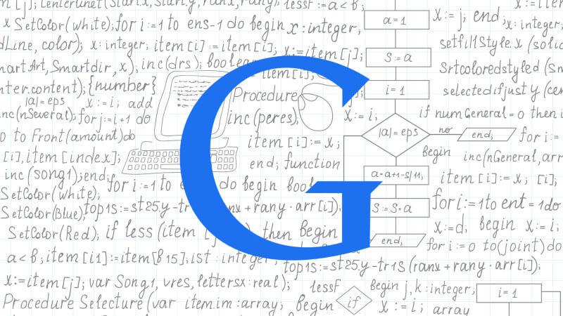 Google's search algorithm