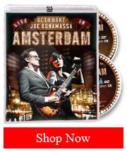 Joe Bonamassa & Beth Hart 'Live In Amsterdam'
