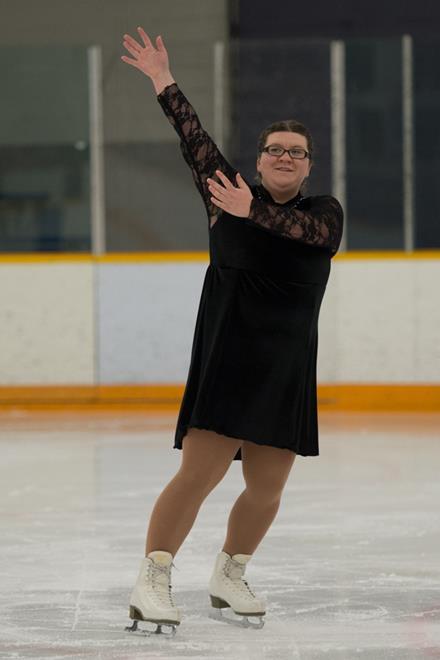 Special Olympics BC - Port Alberni figure skater Kari Trott