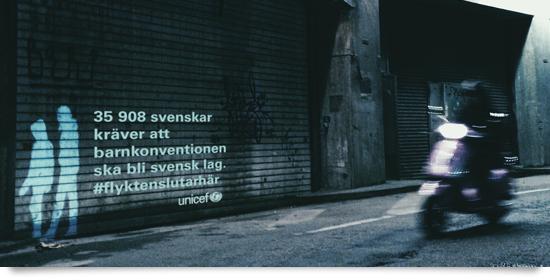 35 908 kräver att barnkonventionen ska bli svensk lag