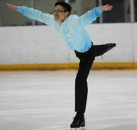 Figure Skating Regional Qualifiers to come