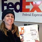 The FedEx Fairy
