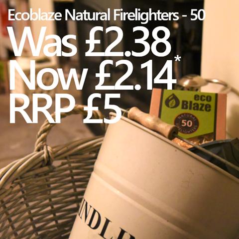 Firelighters 50 box