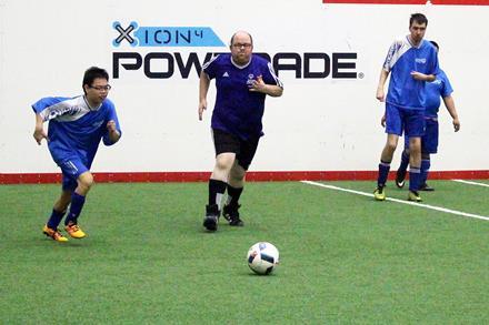 SOBC soccer in Whitehorse