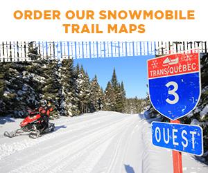 Snowmobile trail map order