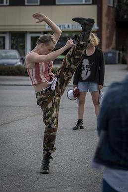 Suo, guacamole ja Jussi. Kuva Timo Ahopelto