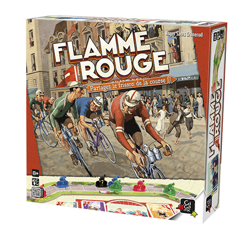 Boite Flamme Rouge