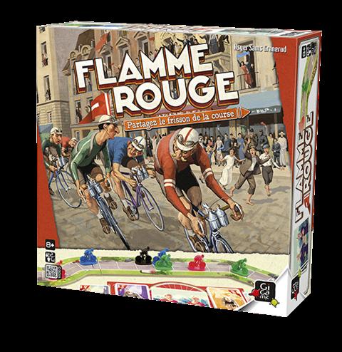 Boite Flamme Rouge