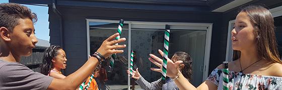 Traditional Māori Games