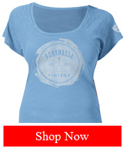 Joe Bonamassa '47 JB Carolina Big Time Tee (Women)