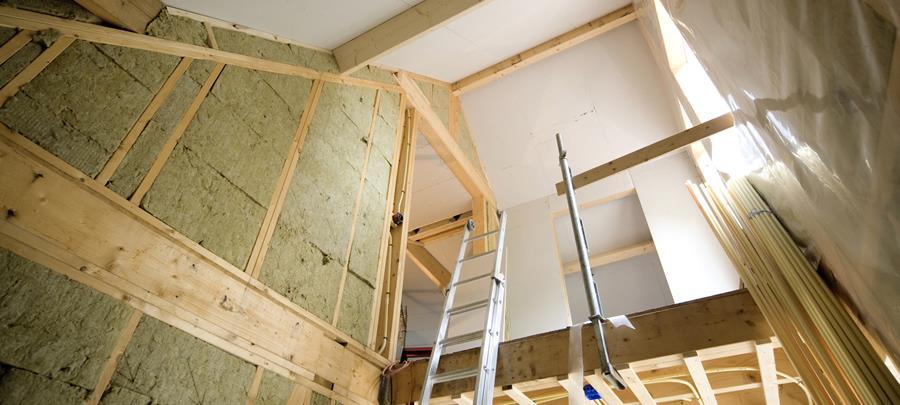 Utilisation de fermacell® dans la construction en bois