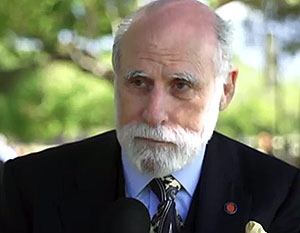 Vint Cerf on how the internet came to be