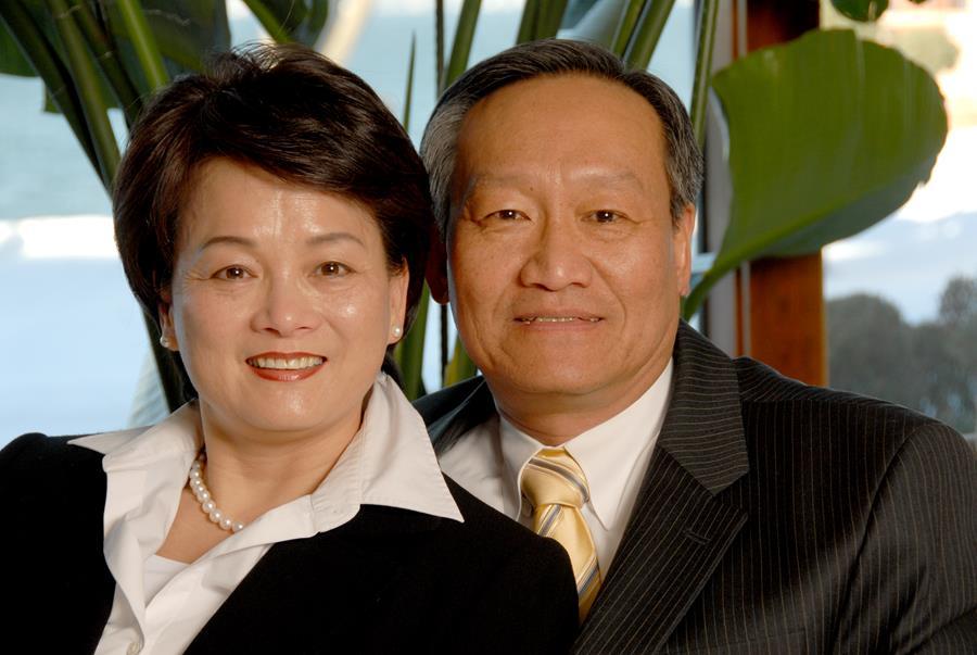 Tai and Tony Wang