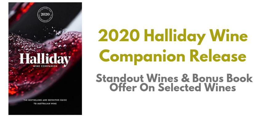 2020 Halliday Wine Companion Release