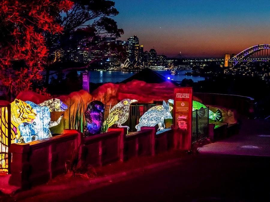 Vivid Sydney 2019 Vantage Points