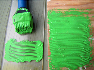Rockler Silicone Glue Brush