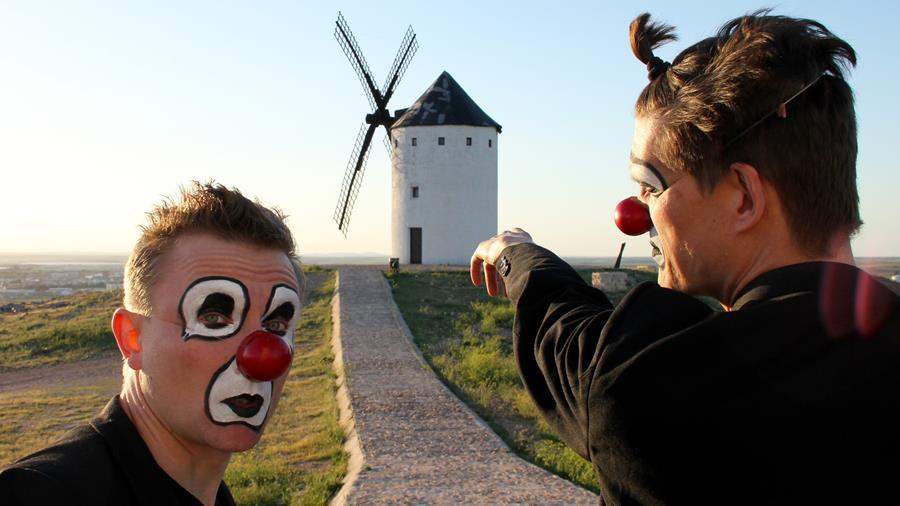 Red Nose Company & Don Quiote