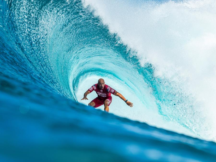 Kelly Slater World Champion Surfer