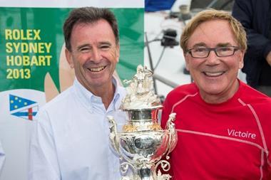 Dr Darryl wins Sydney Hobart Yacht Race