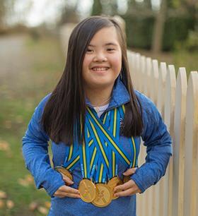 SOBC – Delta athlete Tiana Kirkegaard