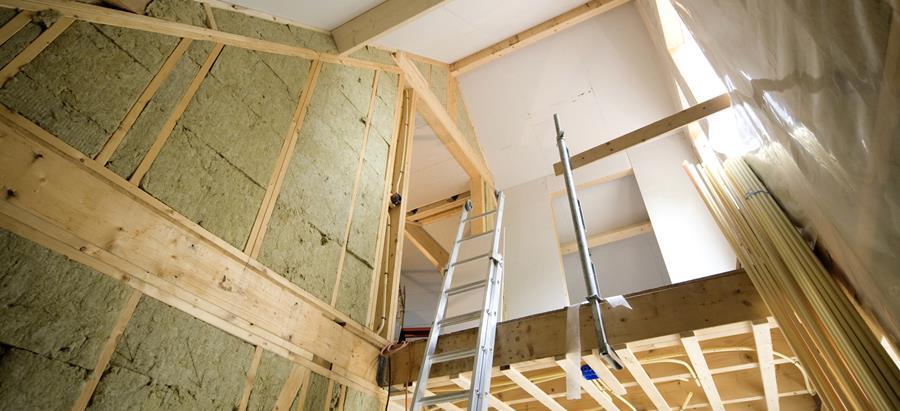 Gebruik van fermacell® in houtbouw