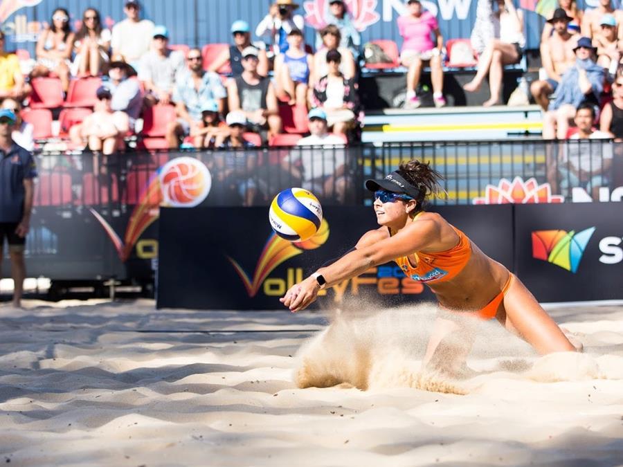 Volleyfest Manly