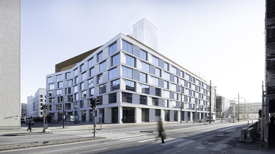 JKMM K-Kampus Kuva: Hannu Rytky Arkkitehtuurin Finlandia 2020