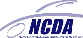 New Car Dealers Association of BC logo
