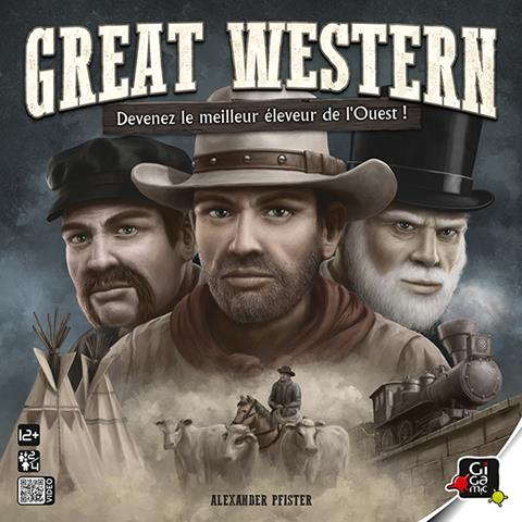 Great western facing