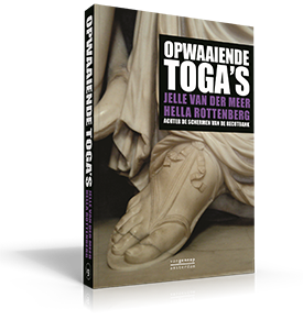 Cover Opwaaiende toga's