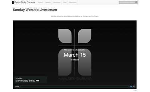 FBC Livestream