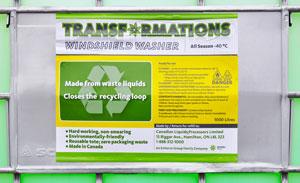 Transformations Label