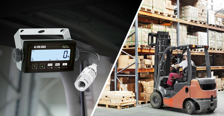 Hydraulic weighing kit