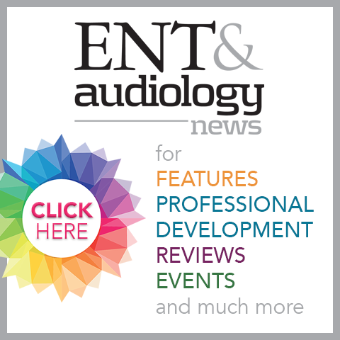 ENT & audiology news