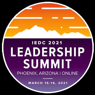 IEDC 2021 Leadership Summit Logo