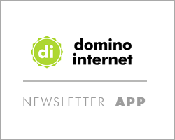 Domino Internet | Newsletter App