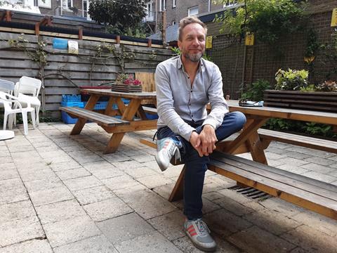 interview met Bas de Groot