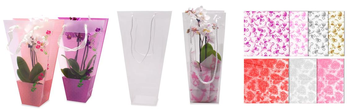 Various sizes bags and sheets